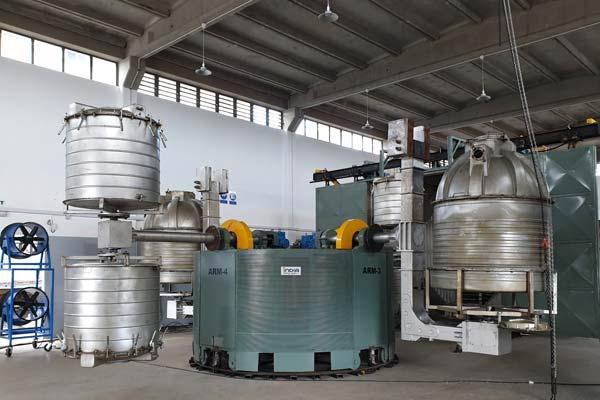 4 Arm Biaxial Machine supplier in Mauritius4 Arm Biaxial Machine-2000 LTR, 2019, Mauritius