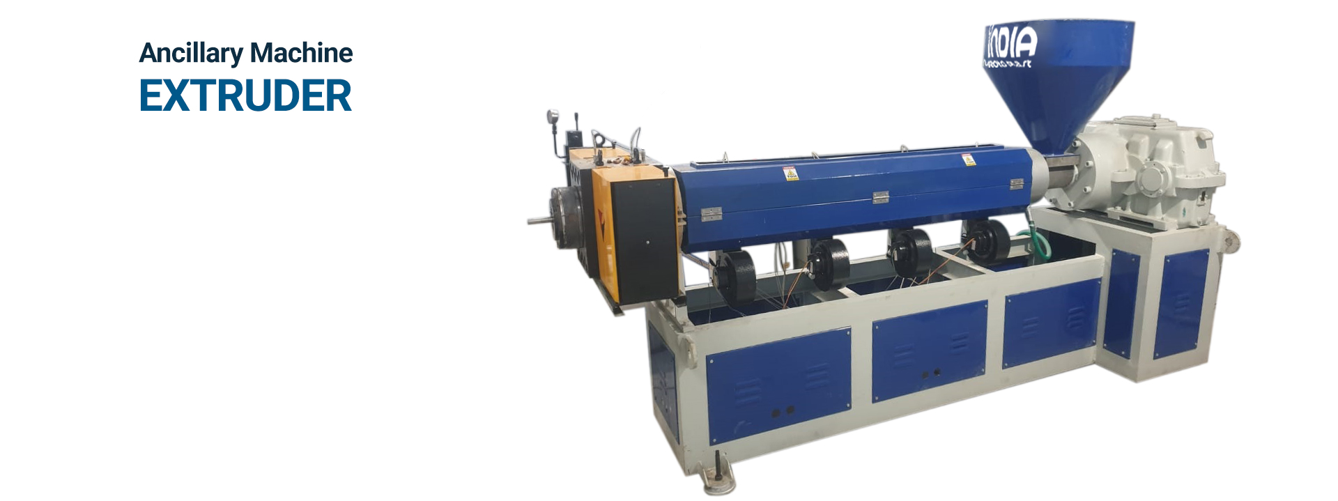 Compounding / Colouring Extruder Machine ManufacturerExtruder Machine Manufacture